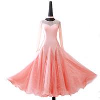 танцевальные платья танго оптовых-ballroom dress woman ballroom dance dresses waltz dresses standard social dress tango dance wear rumba costumes