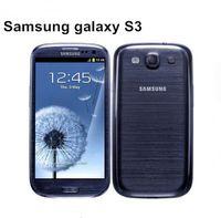 ingrosso ristrutturato s3-Telefono cellulare sbloccato originale Samsung Galaxy S3 i9300 Android 3G GSM 4.8