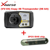 Wholesale mitsubishi immobilizer - (VV-04) Copy 48 Transponder (96 bit) Authorization Function Get Free (VV-05) For MQB immobilizer function and 2PCS ID48 Chip