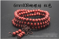 perlen silber armband armband großhandel-Kleine Mönch 108 Bögen Perlen Armbänder kleine Geschenke Armbänder Rosenkranz Geschenke