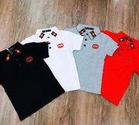 Wholesale T Shirt Size Cm - 2018 summer new trend of cotton girls t-shirt style simple girls medium-sized short sleeve t-shirt