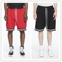 Wholesale red cross clothing online - Kanye West Men Cross Pants Summer Clothing Wear Fashion Justin Bieber Loose Carpi Shorts Sweatpants Harem Shorts M XL Big Yard
