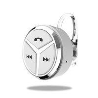 nettes ohrhörerohr groihandel-Cute Mini Bluetooth Wireless Headset V4.0 In-Ear-Stereo-Ohrhörer Kopfhörer mit Mikrofon 4Sprachen für iPhone Samsung SmartPhone