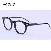 Wholesale restore ancient sunglasses resale online - Hot Sunglasses Frames TB plank frame glasses frame restoring ancient ways oculos de grau men and women myopia eyeglasses frame