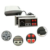 Wholesale New Wi - New-Arrival NES Classic Game Console Built-in 620 Video Games Consoles Systems Mini Free TV Player For HDMI Super NES SNES