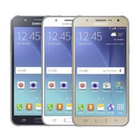 мультимедийные сотовые телефоны оптовых-Оригинал восстановленное Samsung Галактики J700F мобильный телефон 1.5 ГБ оперативной памяти 16 Гб ROM Core двойной SIM 3G инет 2SIM/Multi-группы сотовые телефоны