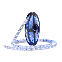 Wholesale Outdoor Led Lights 24v - 5M 24V LED Strip 5050 300led IP20 NoN Waterproof Flexible Lighting Led Tape Ribbon Outdoor Decoration Led Ribbon Warm White White RGB red