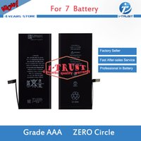Wholesale Replacement Ups Batteries - I_TRUST High Quality Battery For iPhone 7 Battery Internal Built-in Li-ion Best Replacement Battery & Free UPS Shipping