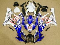 Wholesale yzf r6 fiat - New Injection mold ABS Fairing kit for YAMAHA YZFR6 06 07 YZF R6 2006 2007 YZF600 yzfr6 06 Fairings set FIAT