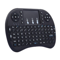 Mini i8 Wireless Keyboard 2.4G English Air Mouse Remote Control Touchpad for Smart Android TV Box Notebook Tablet Pc