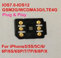 Wholesale apple iphone gsm unlocked - Free DHL NEWEST BLACKSIM 4G Unlock all IOS & all iPhone carriers for GSM WCDMA LTE4G ONESIM GEVEY Super sim GEVEY Turbo sim