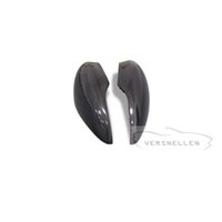 Wholesale oem ford - TOP PU Protect Carbon Mirror Caps Replacement OEM Fitment Side Mirror Cover for Ford Fiesta MK7 2010-2016