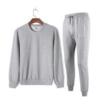 Wholesale Couples Pants - Brand Designer Luxury Women Mens Couple Tracksuits Sweatshirts+Pants Fashion Casual Best Friend Running Sports Active Sets 5xl Plus Size