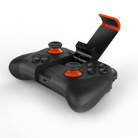 Wholesale Android Game Player Tv - MOCUTE 050 054 Bluetooth 3.0 Wireless Gamepad Game Controller Joystick For PC For Android Phone TV Box Game Controller Game Player 26pcs lot