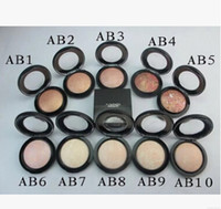 Wholesale skinfinish powder for sale - Group buy New Hot Selling Mineralize Skinfinish Makeup Powder Natural Colors Face Powder g