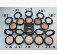 Wholesale makeup mineralize skinfinish online - New Hot Selling Mineralize Skinfinish Makeup Powder Natural Colors Face Powder g