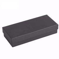 saatlik yastıklar toptan satış-Moda İzle ile kutuları siyah kare watch case yastık takı ekran kutusu saklama kutusu Yüzük Küpe Bilek İzle Kutusu Hediye Kutuları