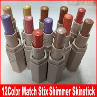 Wholesale Controlled Power Ups - 12 Colors Beauty Concealer Makeup Longwear Shimmer Skin Stick Starstruck Highlighter Power Concealer Make Up sticks
