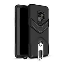 teléfonos móviles zte blade al por mayor-Nuevo Kickstand de producto caliente con cubierta de teléfono móvil con hebilla de cuerda para LG Aristo 2 ZTE max blade Z982 Samsung J2 pro 2018