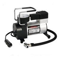 car tire pump al por mayor-100 psI Mini Compresor de Aire 12 V Car Auto Bomba Portátil Inflador de Neumáticos de alta calidad car-styling Bomba de Compresor de Aire Portátil