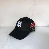 chapéus de borboleta venda por atacado-Chapéu de borboleta veados Garça Preston DSNY vetements NY Chapéu Bordado Boné de Beisebol fivela de Beisebol esporte gosha Cap chapéu de Hip Hop