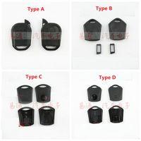 honda schlüsselkasten großhandel-5 x x Universal Key Shell für alle Auto Autoschlüssel Fall mit Chip Slot und Key Blade