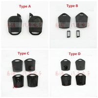 Wholesale mazda key cases for sale - Group buy 5pcs x Universal Key Shell For All Auto Car Key Case With Chip Slot And Key Blade