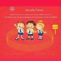 сим-карты удаленные устройства оптовых-GPS SOS Smart Watch дети Q90 WIFI сенсорный экран часы удаленный монитор Location Finder с SIM-карты анти-потерянный ребенок трекер устройства