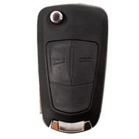 Wholesale button opel - New Remote Key Car Key Fob 2 Buttons 433Mhz PCF7941 for Vauxhall Opel Astra H 2004 2005 2006 2007 2008 2009 Zafira B 2005-2013