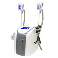 máquina de ultra-som para emagrecimento venda por atacado-Preço de fábrica !!! Máquina de congelação gorda gorda do laser do Lipoaspiração do ultra-som de Cryotherapy da máquina do emagrecimento de Zeltiq Cryolipolysis