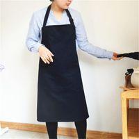 segeltuch taille schürzen groihandel-Haushalt küche schöne dame taille wasserdicht öldicht verdickung verschleißfesten mode erwachsene kochen leinwand schürze