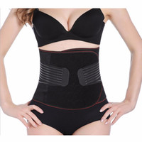 Wholesale Slim Belt For Weight Loss - Body Shaper Belly Slimming Sheath Corset Shapewear Waist Belt Trainer For Weight Loss Corrective Underwear Tummy Modeling Belt