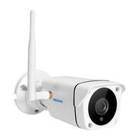 mini cámaras de seguridad al aire libre al por mayor-ESCAM PVR001 HD 720P Cámara al aire libre ONVIF P2P Cámara de seguridad privada Mini IP Cámara Cámara de vigilancia IP56 a prueba de agua