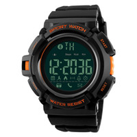 marken-handys großhandel-Handy Bluetooth Sport wasserdichte elektronische Uhr intelligente Schritt Uhr 2018 New Moment Sport Handgelenk Uhr Top Brand Luxus 61