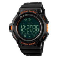 reloj de marca de teléfonos móviles al por mayor-Teléfono móvil Bluetooth deportes relojes electrónicos a prueba de agua reloj inteligente paso 2018 Reloj nuevo momentos muñeca reloj Top marca de lujo 61