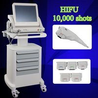 Wholesale furniture packages - Factory price! hifu machine ultrasound body slimming machine face lift professional ultrasound machine spa salon furniture package