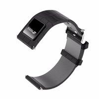 pantalla de pulsera bluetooth al por mayor-20mm Correa de la correa del reloj Bluetooth 4.0 pulsera reloj inteligente reemplazable 0.42