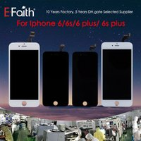Wholesale panel free for sale - Top Quality Touch Screen For iPhone Plus S S Plus LCD Display Pantalla Digitizer Assembly Replacement with