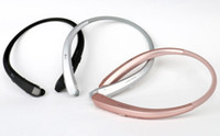 Wholesale best bluetooth earphones resale online - HBS Headset Earphone Sports Wireless Bluetooth CSR Headphone Best Quality For iphone plus s8 edge hbs910