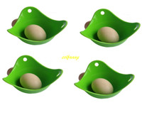 Wholesale 200pcs FAST Silicone Egg Poacher Kitchen Gadgets Microwave Egg Poacher Cook Poach Pods Baking Poached Cup DIY Cooking Tool