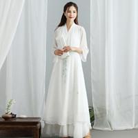 9b7da3898e chinese wedding dress satin 2019 - 2018 femmes d'été satin cheongsam qipao  robe de
