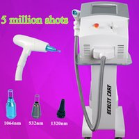 Wholesale product carbon - 2018 New products nd yag laser tattoo removal carbon peel removal new tattoo equipment use spa machine