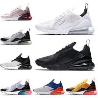rose pvc UK - 270 men women Running Shoes Be true Triple Black white Teal Hot Punch BARELY ROSE Bruce Lee 270s mens trainers sports sneakers