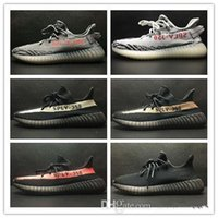 Wholesale A1 Rubber - BEST SPLY-350 Boost V2, Kanye West Boost 350 V2 running shoes with Kanye West SPLY-350 boost sports shoes,Top sneaker A1