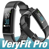 Wholesale pro bracelet for sale - Group buy Original ID130C smartwatch smart watch bracelet ID115 PLUS Wristband Fitness Tracker watchs with App Veryfit pro for men women pk fitbit