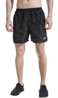 Wholesale Wholesale Board Shorts Clothing - Summer Black Men Short Pants Brand Clothing Swimwear Casual Quick Dry Men Beach Shorts Swim Wear Board Shorts M-2XL