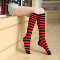 b262e54ca3793 CAD $1.18. Japanese Kawaii Cartoon Women's Stockings Cotton Over Knee High  Socks Thigh ...