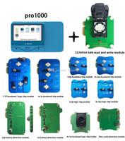 sabit diskler toptan satış-Orijinal Pro1000 Çok fonksiyonlu programcı sabit disk ic okuma yazma aracı iPhone 7 için 7 p 6 s 6 5 s 4 s mantık baseband CHIP NAND Programcı