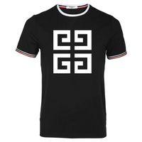 comprar camisas clássicas venda por atacado-Marca dos homens T-shirt, design clássico gola redonda, simples e generoso, coringa moda na moda, temperamento, vale a pena comprar