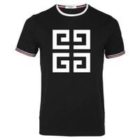ingrosso comprare camicie classiche-T-shirt da uomo di marca, design classico a girocollo, semplice e generoso, alla moda joker trendy, temperamento, vale la pena acquistare